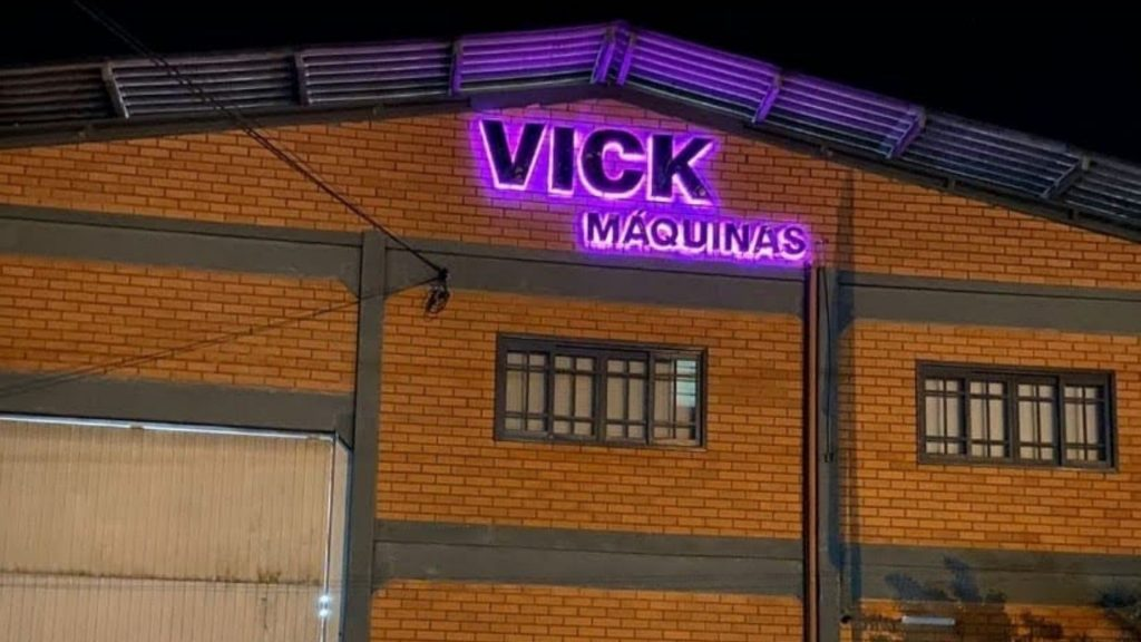 Vick Máquinas - Joinville